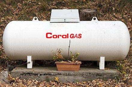 Υγραέριο Coral Gas